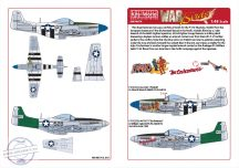 North-American P-51D Mustang 44-15611 PZ-H  - 1/48