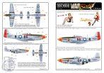 North-American P-51D Mustang 363 FS 357 FG Allen... - 1/72
