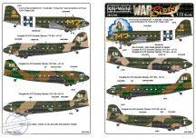 Douglas C-47/C-53D 42-68830 M2 - R N45366 'D-Day... - 1/72