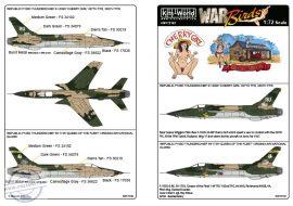REPUBLIC F105D THUNDERCHIEF 61-0069  - 1/72