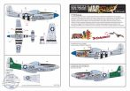 North-American P-51D Mustang 44-15611 PZ-H  - 1/72