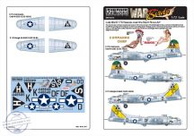 Boeing B-17G Flying Fortress 'Commando Chief' H-... - 1/72