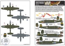 North-American B-25C Mitchell 1:72 Scale B-25C... - 1/72