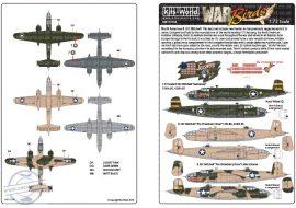 North-American B-25C Mitchell 1:72 Scale B-25C... - 1/72