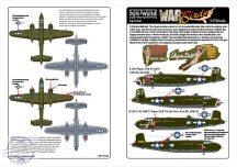 North-American B-25H  43-4470 12... - 1/72