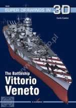 The Battleship Vittorio Veneto