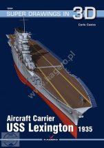 Aircraft Carrier USS Lexington 1935