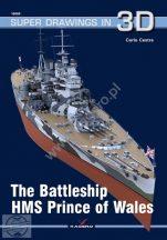 The Battleship HMS Prince of Wales