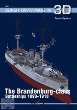 The Brandenburg - class Battleships 1890-1918