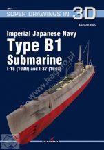 Imperial Japanese Navy Type B-1 Submarine