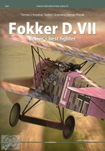 Fokker D.VII. Kaiser's best fighter