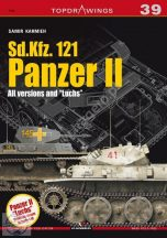 """Sd.Kfz. 121 Panzer II. All versions and """"Luchs"""""""