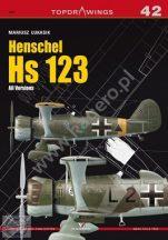 Henschel Hs 123. All Versions