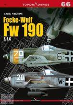 Focke-Wulf Fw 190 S, F, G models - KABINMASZKOLÓ FÓLIÁVAL EDUARD MAKETTHEZ!