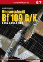 Messerschmitt Bf 109 G/K G-1, G-2, G-3, G-4, G-10, K-4 - MASZKOLÓ FÓLIÁVAL!