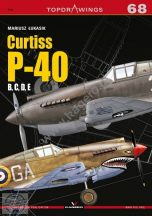 Curtiss P-40 B, C, D, E