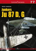 Junkers Ju 87 D, G
