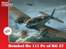 1/72 Heinkel He 111 Ps of KG 27
