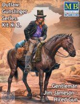 Gentleman Jim Jameson - Hired Gun - 1/35