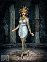 1/24 Ancient Greek Myths Series - 'Medusa'