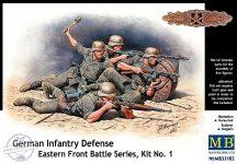 1/35 German Infantry Defense Eastern Front