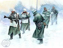 1/35 Cold Wind, German Infantry 1941-42 (5 fig.)