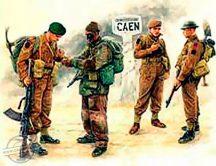 1/35 British Troops Caen (1944)