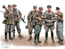 1/35 Germany Military Men, 1945 (6 fig.)