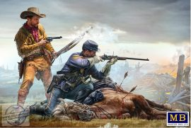 1/35 Final Stand, Indian Wars (2 fig.+ horse)