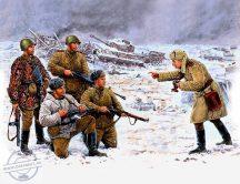1/35 Russian Infantry (Korsun-Shevchenkovskiy '44)