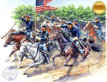 1/35 8th Pennsylv.Cavalry 89th Regim.(3x horsemen)