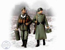 1/35 German Soldiers - 2fig. (1944-1945)