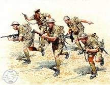 1/35 British Infantry (Northern Africa WWII)