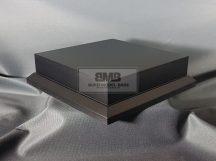 15cm x 15cm Makett alap Solid - fekete (Black)