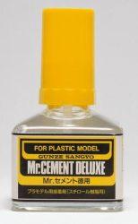 Mr. Cement Deluxe 40ml  (ragasztó)