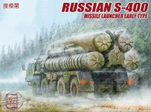 Russian S-400 Missile Launcher Early Type - 1/72