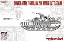Soviet Army T-64AV/BV 2 in 1 Main Battle Tank
