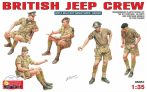 MiniArt - British Jeep Crew.