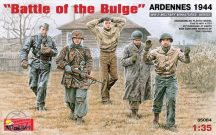 "MiniArt - ""Battle of the Bulge"" Ardennes 1944"