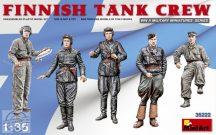 MiniArt - Finnish Tank Crew