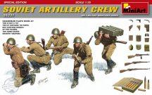 MiniArt - Soviet Artillery Crew.Special Edition