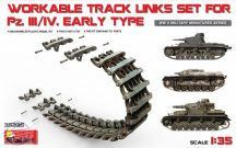 MiniArt - Pz.Kpfw III/IV Workable Track Links Set Early Type