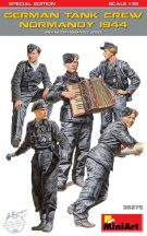 Miniart - German Tank Crew (Normandy 1944) Special Edition