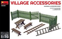 MiniArt - Village Accessories