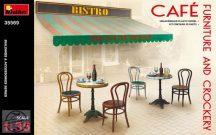 Café Furniture & Crockery - 1/35