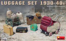 Miniart - Luggage Set 1930-40s