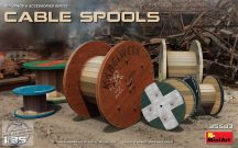 Miniart - Cable Spools