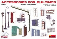 Miniart - Accessories for Buildings