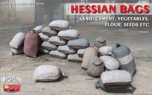 Miniart - Hessian Bags (sand, cement,vegetables, flour etc)