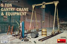 5 Ton Gantry Cane & Equipment - 1/35